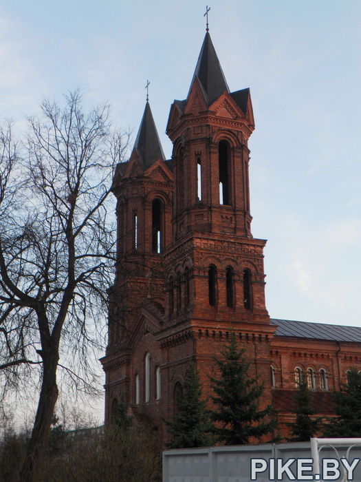 костёл святой Варвары Витебск