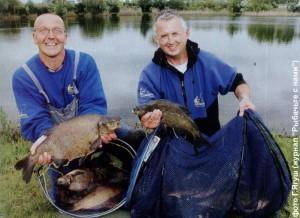 ловить много рыбы