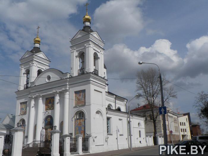Свято-Покровский собор Витебск