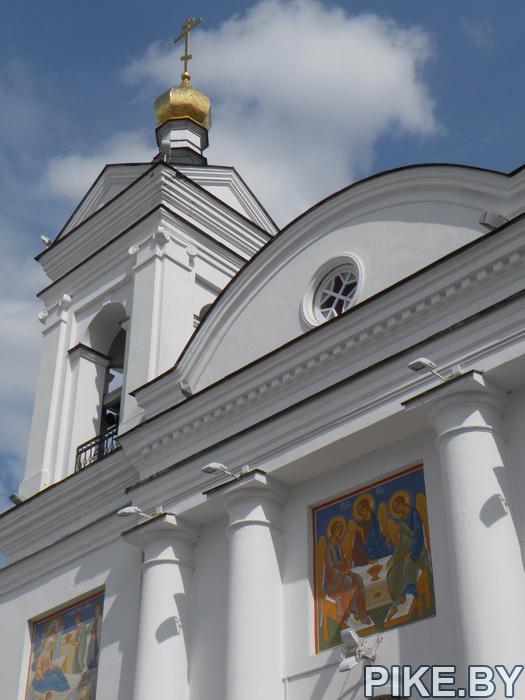 собор Свято-Покровский Витебск