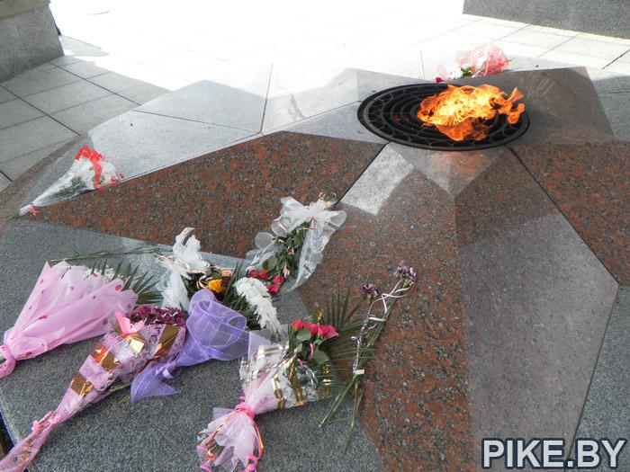Вечный огонь Витебск