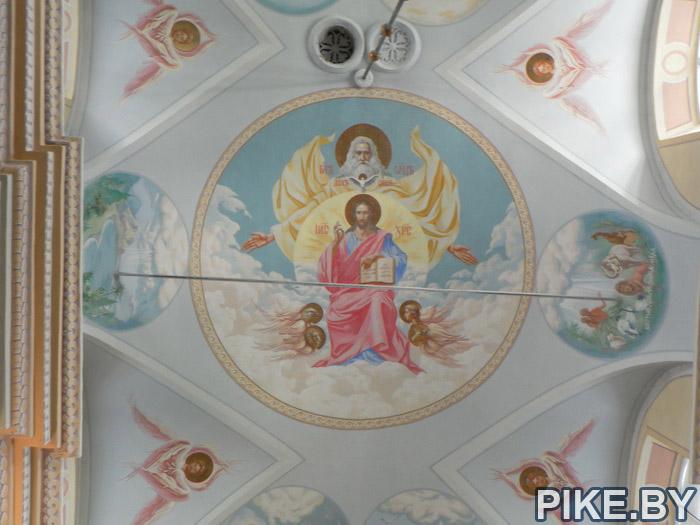 Фрески, Свято-Никольский собор