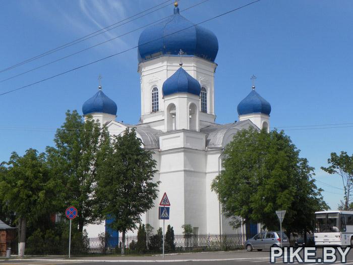 Спасо-Преображенская церковь Шклов