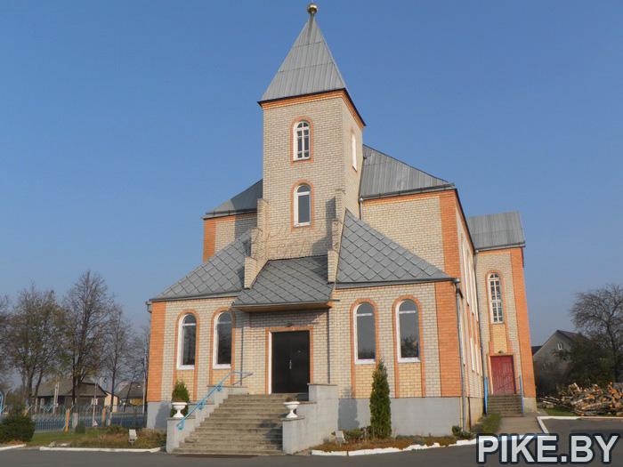 Молодечно протестантский храм