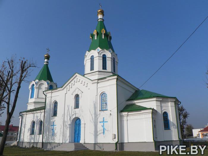 Молодечно Покровская церковь