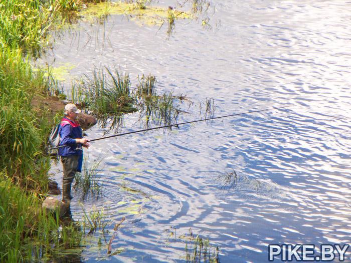 Борисов рыбалка