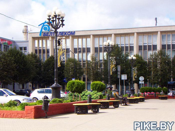 Борисов площадь