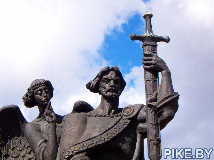 Борисов памятник Борису