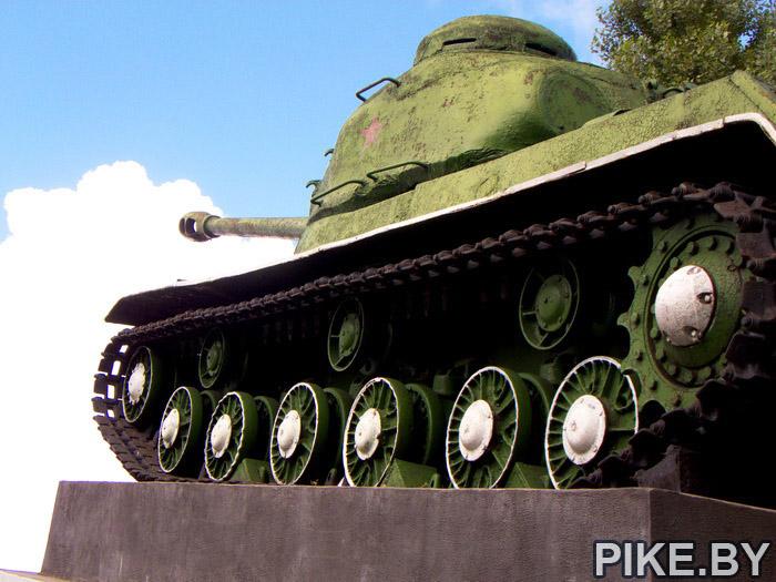 Борисов танк