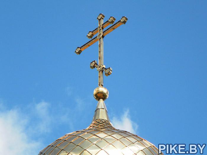 Борисов церковь