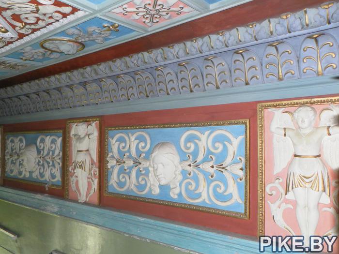 Жиличский дворец