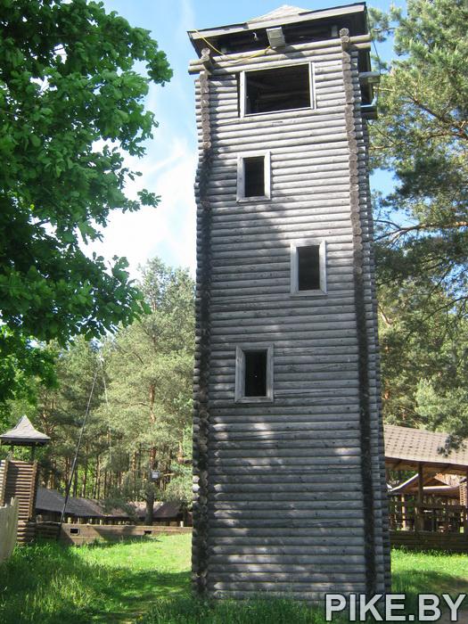 Нижнинский ров: сторожевая башня