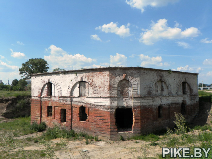 Крепость фото Бобруйск