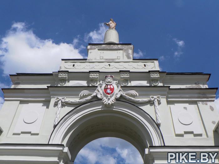 Ружаны дворец