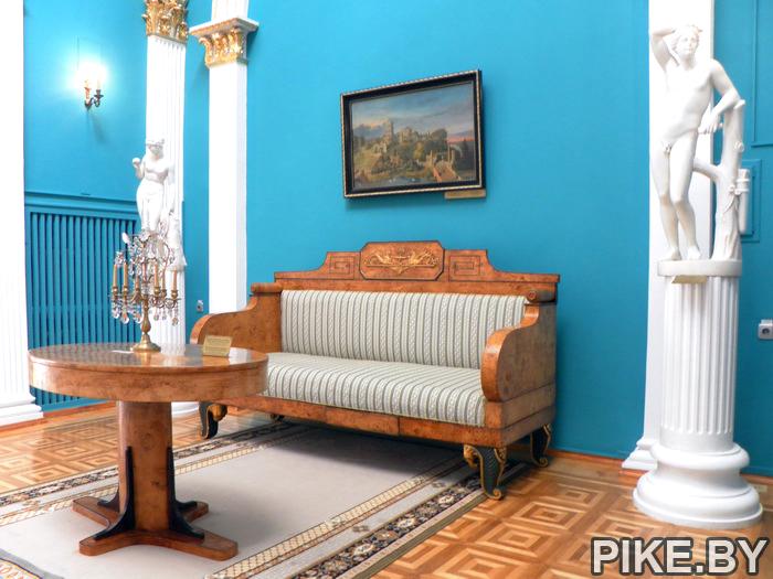 Дворец Паскевичей Румянцевых