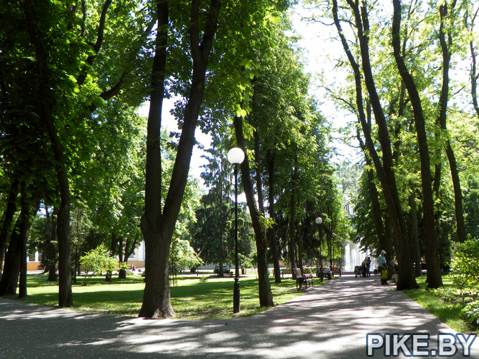 Парк отдыха в Гомеле