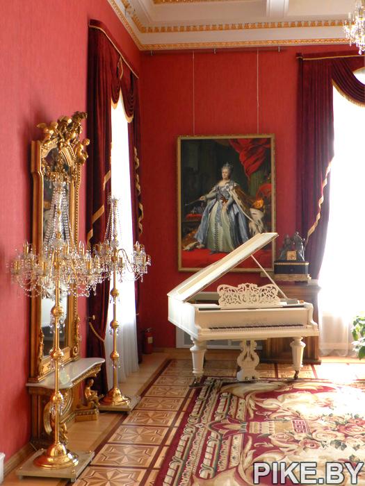 Дворец Румянцевых фото