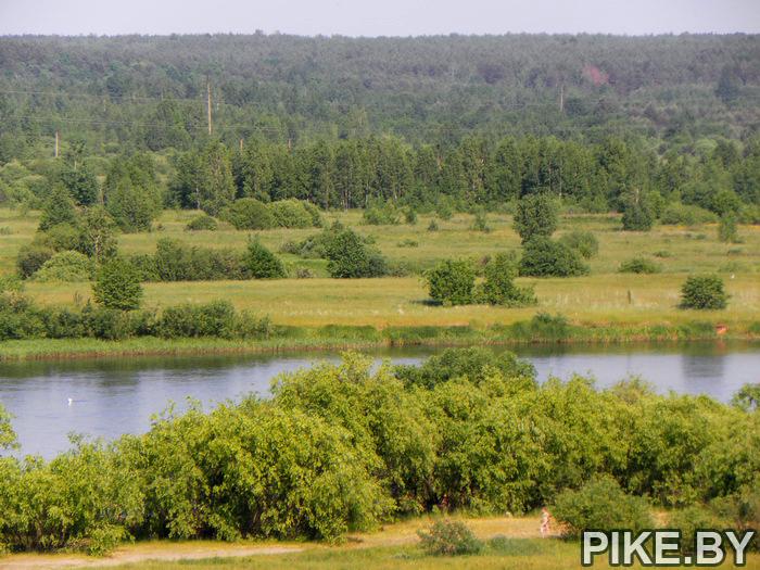 Бобруйск Луковая гора