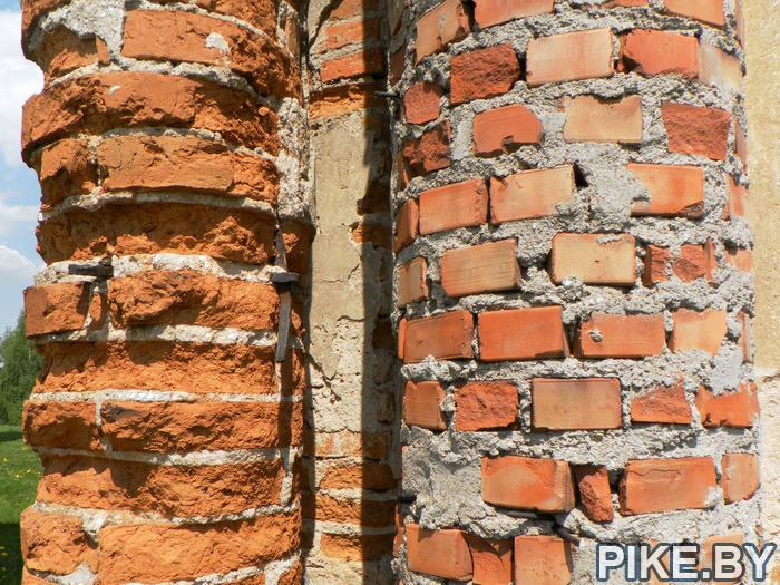 Реставрация Ружанского замка