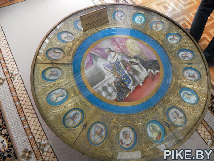 Дворец Румянцевых Паскевичей
