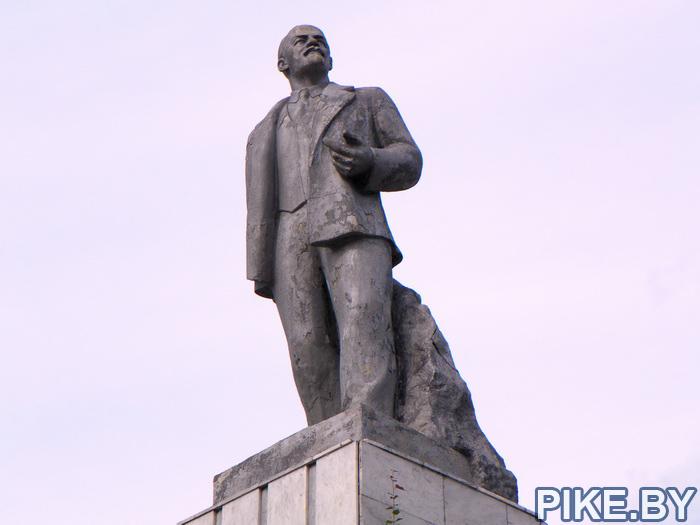 Памятник Ленину в Сморгони