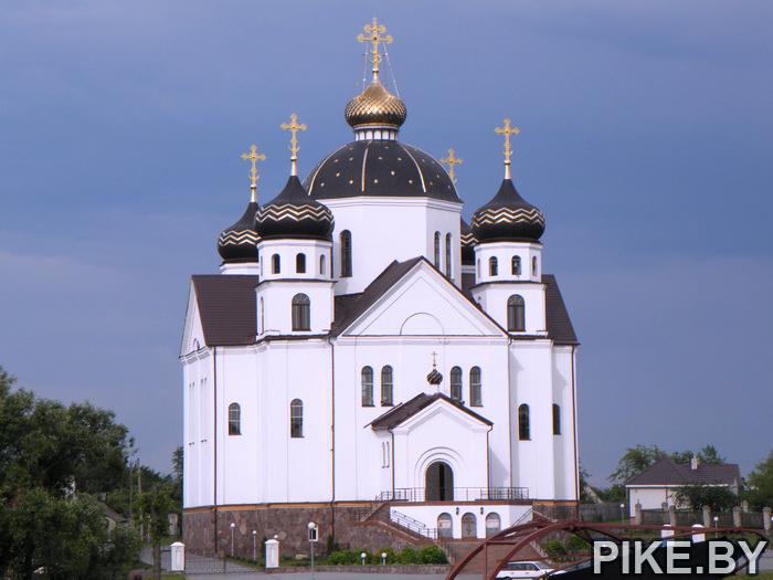 Сморгонь церковь