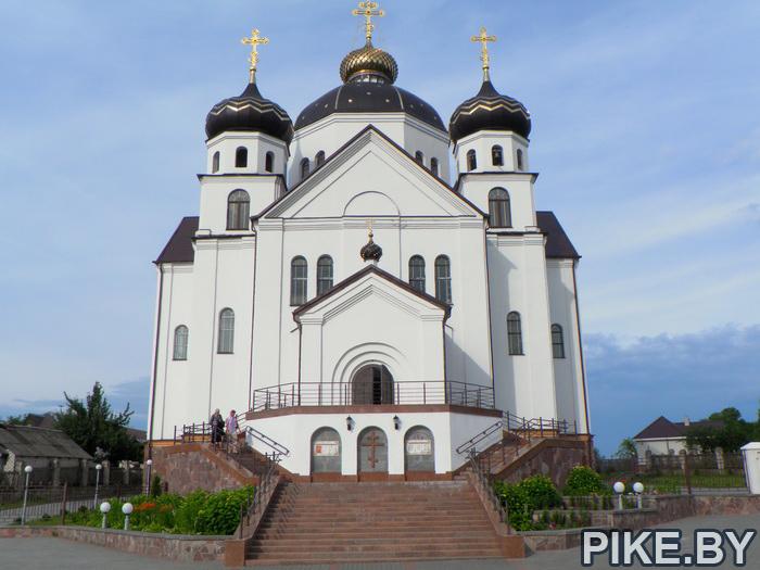 Сморгонь Преображенская церковь