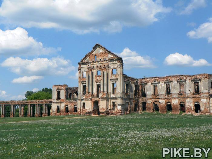 Ружанский дворец Ружаны