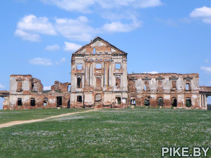 Ружанский дворец Сапег фото