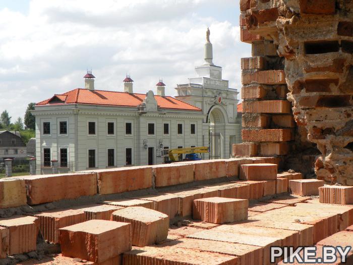 Реставрация Ружаны фото