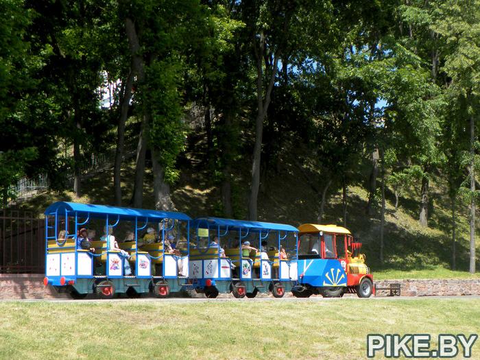 Парк в Гомеле