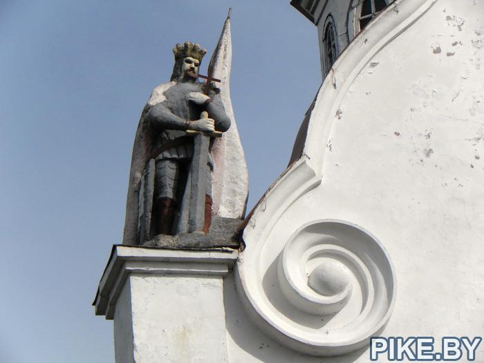 Богоматери Руженцовой костел