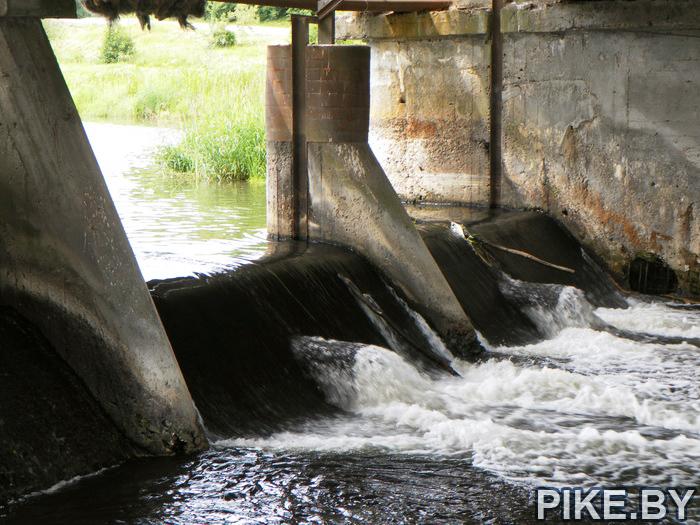 Водяная мельница Ошмяны