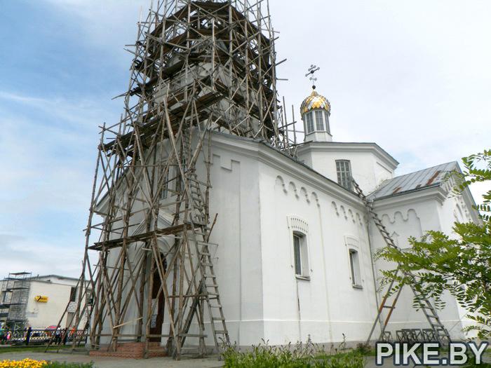 Ошмяны церковь