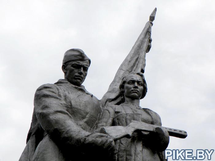 Ошмяны памятник вов
