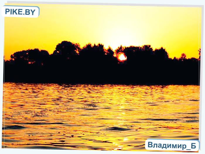 Заславское водохранилище рыбалка