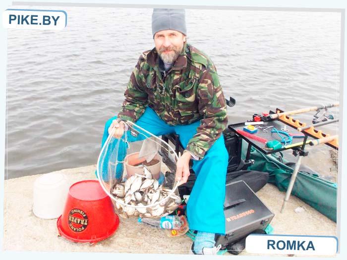 рыбалка в Барановичах