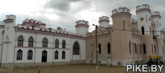 Дворец Пусловских Коссово