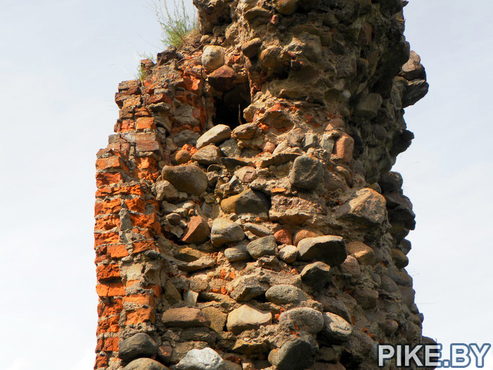 Кревский замок история