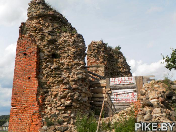 Кревский замок фото