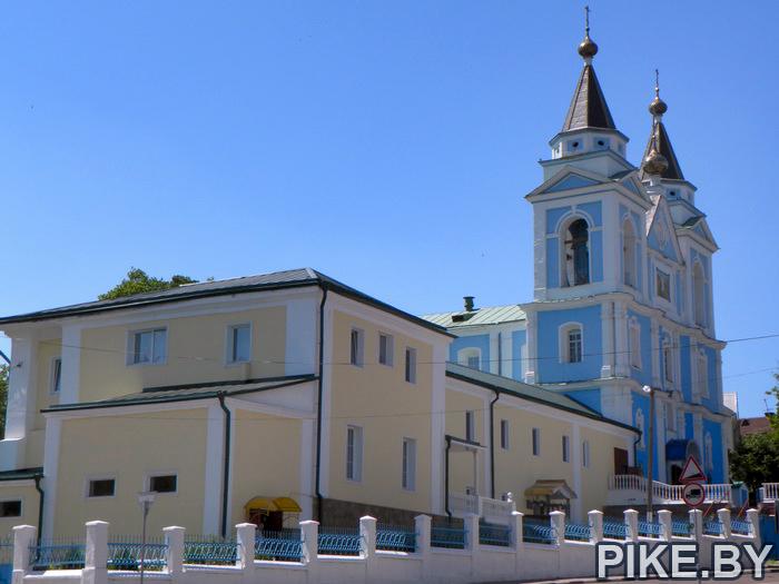 Мозырь собор