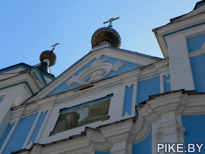 Свято Михайловский собор
