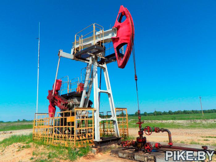 насос качающий нефть