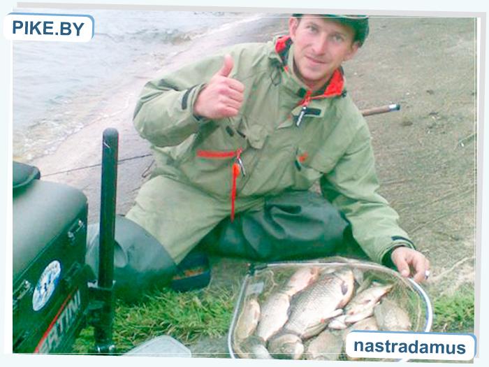 Миничи рыбалка