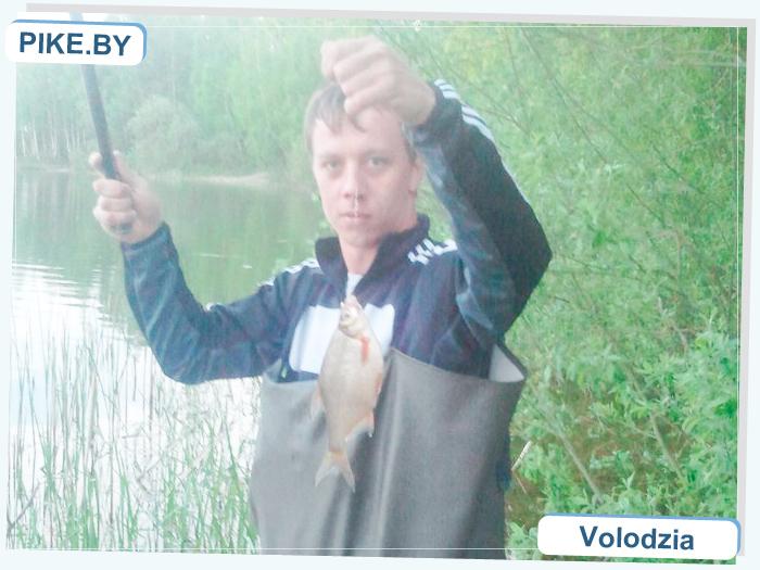рыбалка на Миничи