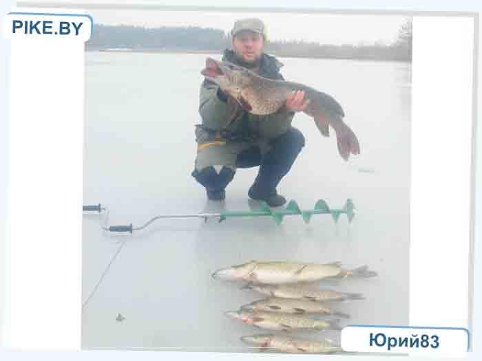 рыбалка на Рудненском