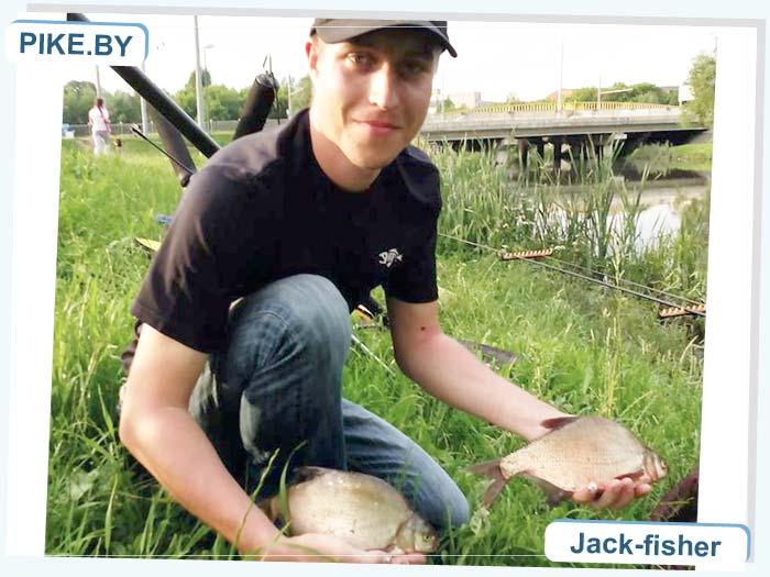 рыбалка на Свислочи в Минске