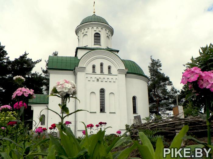 Вилейка, церковь