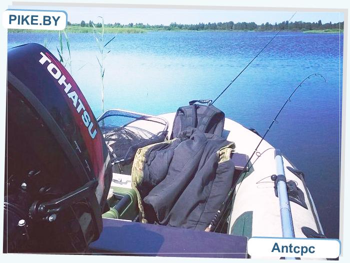 Сергеевское озеро рыбалка