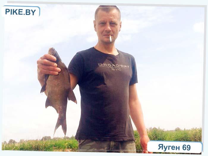 Случь рыбалка